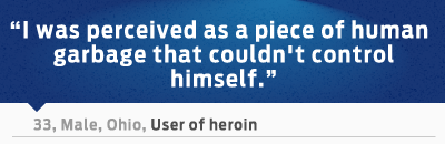 perceptions of addiction quote