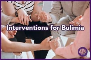group intervention for bulimia