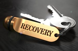 Recovery keychain